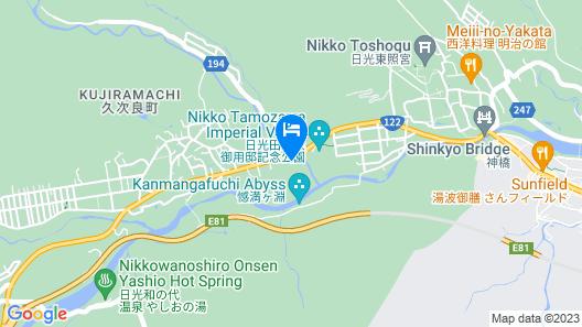 Fufu Nikko Map