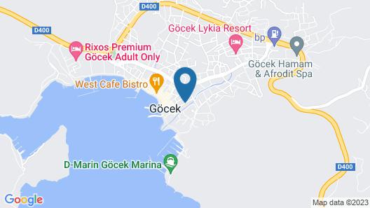 D-Resort Gocek - Special Class Map