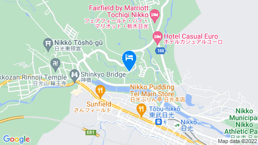 Kaze No Hibiki Map