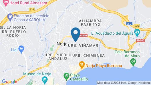 Marina Turquesa Map