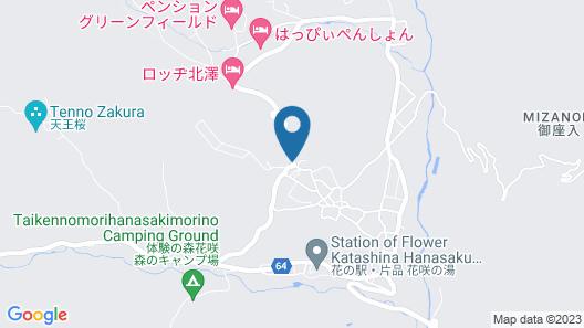 Pension Seiyokan Map
