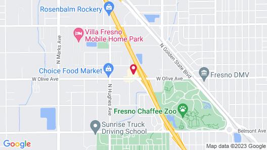 Motel 99 Map