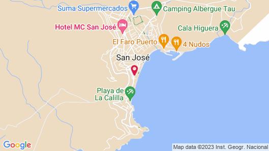 Hotel Doña Pakyta Map