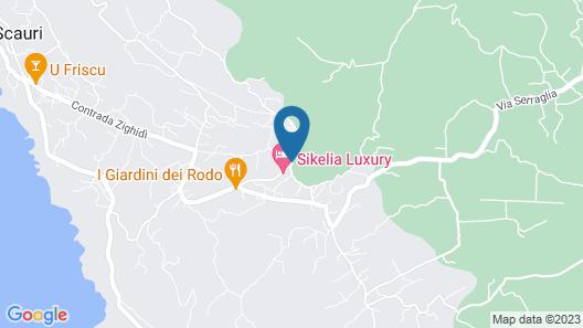 Sikelia Luxury Retreat Map