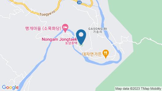 Nongam Jongtaek Map