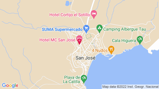 MC San José Map