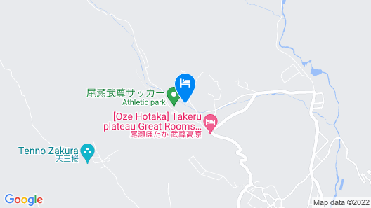 Pension Aoki Map