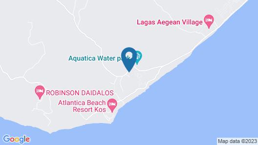 Atlantica Porto Bello Royal - All Inclusive Map