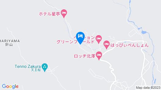 Hotakakogen Shirakaba Map