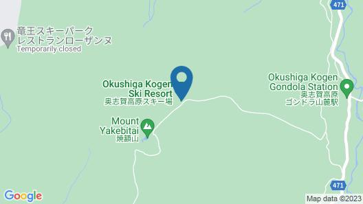 Sportsheim Okushiga - Hostel Map