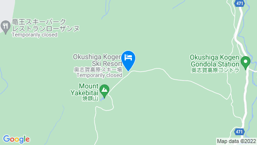 Sportsheim Okushiga - Hostel Map
