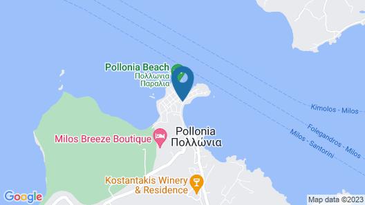 Pollonia Studios Map