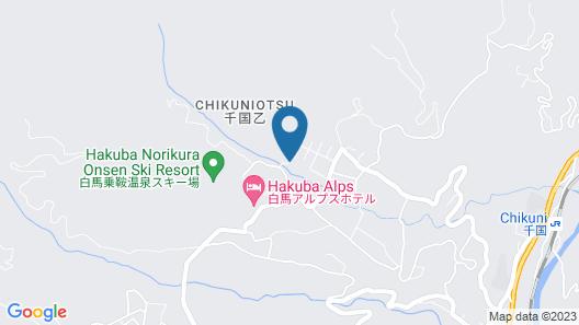 Sunnsnow Log House Map