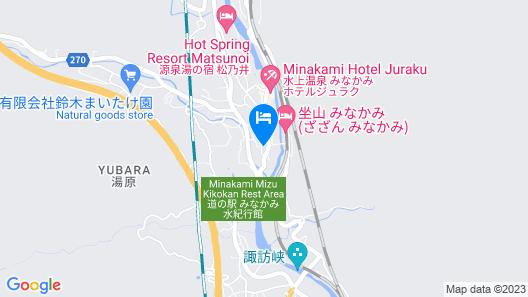 Daikokukan Map