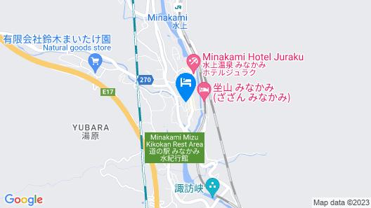 Amanoya Map