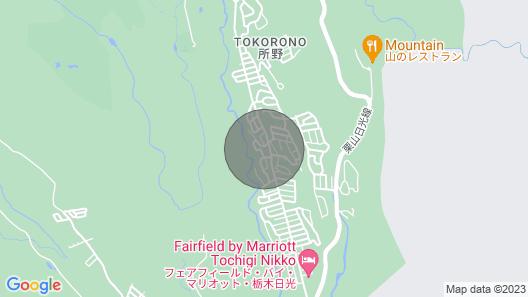 206gableview Forest Innlarge Bathswifi / Nikko Tochigi Map