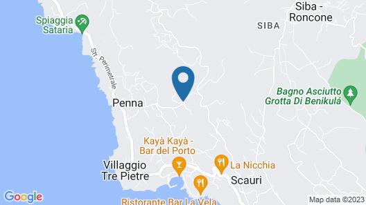 Dammusi Sciuvechi Resort Map