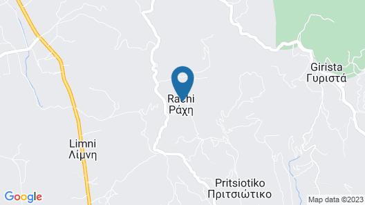 Pyrgos Petropoulaki Map