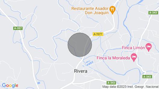 MAATALO, PUNA, CHALET GIRALDA. Map