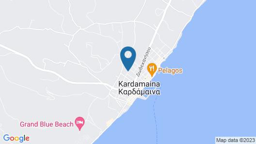 Elga Hotel Map