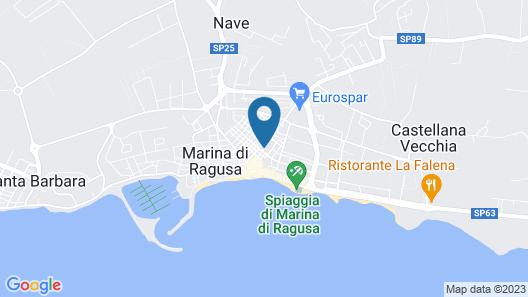 La Moresca Maison De Charme Map