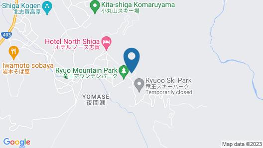 Hotel Tagawa Map