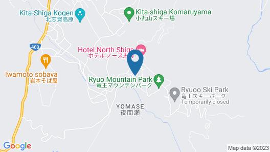 Ryuoo Park Hotel Map