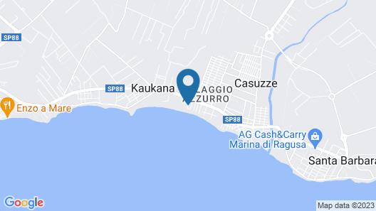 Hotel Mar & Sol Map
