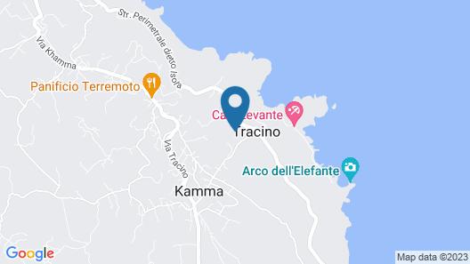Pantelleria Dream Resort Map
