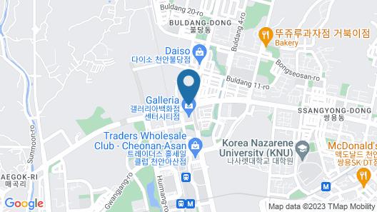 Robin Map