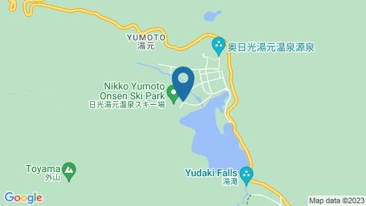Kyukamura Nikko-Yumoto Map