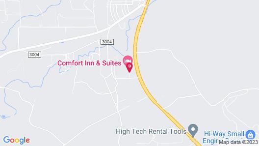 Presidential Inn & Suites Map