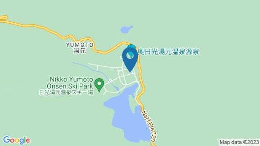 Okunikko Yumotoonsen Yumorikamaya Map