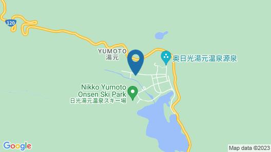 Oku Nikko Mori no Hotel Map