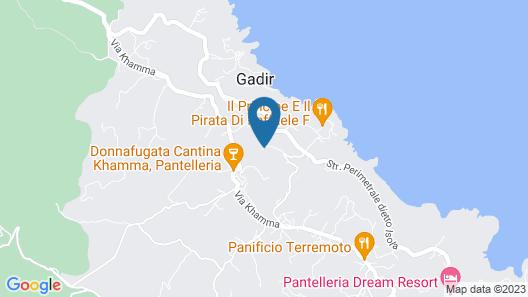 I Dammusi di Punta Karace Map