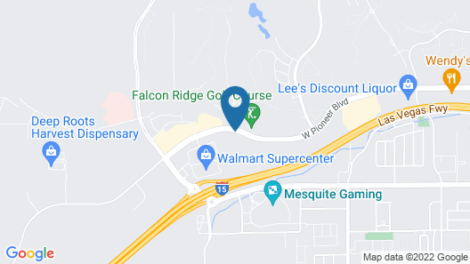 Holiday Inn Express Hotel & Suites Mesquite, an IHG Hotel Map