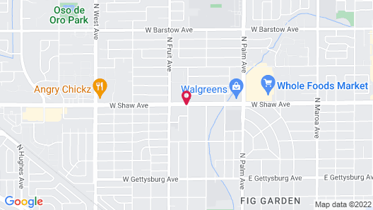 San Joaquin Hotel SureStay Collection by Best Western Map