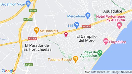 Hotel Mirablau Map