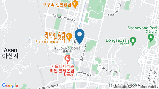 ON Smart Hotel Map