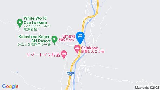 Schi House Yoshimiya Map