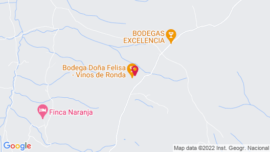Bodega Doña Felisa Map