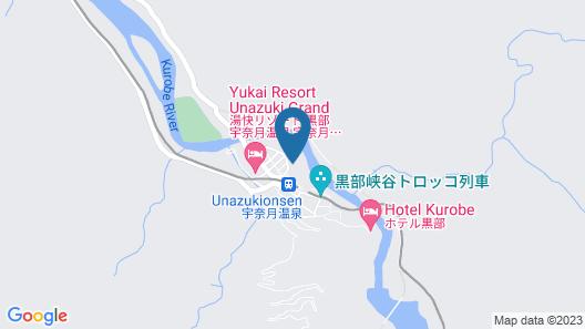 Kurobe Unazuki Onsen Yamanoha  (Previously Unazuki Suginoi Hotel) Map