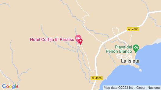 Cortijo El Paraíso Map