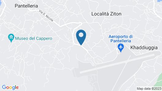 Resort Acropoli Map