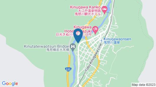 KINUGAWA ROYAL HOTEL Map
