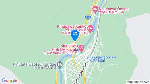 Hotel Ootaki Map