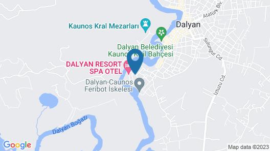 Dalyan Resort - Special Class Map