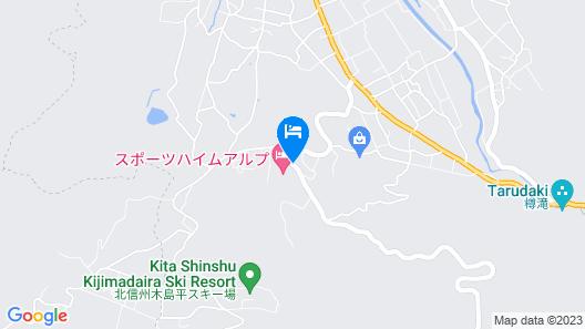 fores kawashima Map