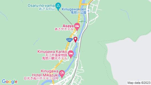 Isshinkan Map