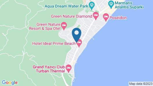 Club Aquarium Map